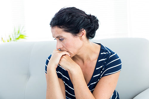 woman in need of the coping skills for relapse prevention she needs
